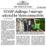 Adapt Motors wins STAMP(Station Access and Mobility Programme) Challenge