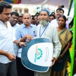 KTR Setting Right Examples By Distributing Eco-friendly Electric Autos For Street Vendors